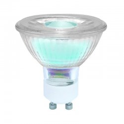 10 x Halogen LED-Spot GU10 50 x 46 mm 5W 220 - 240 Volt,...