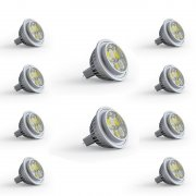 LED Spot High Lumen MR16 GU5.3  warmweiß 3000K 6...
