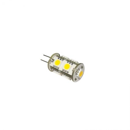 G4 LED Stiftsockellampe BIOLEDEX® 9 HighPower SMD LED G4 Leuchtmittel 360° G4 Warmweiss