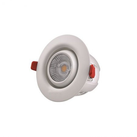 LED Downlight Circle Click 6,5Watt nicht dimmbar LED schwenkbar