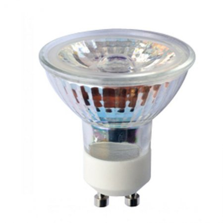 RealLED Halogen LED-Spot GU10 50 x 57 mm 3 Watt, 220 - 240 Volt 38° warmweiß