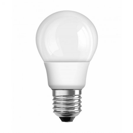 Osram LED E27 6 Watt Warmweiß