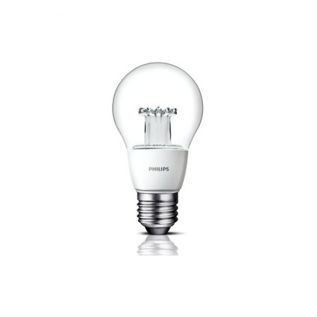 Philips LED E27 6 Watt Warmweiß dimmbar 109,6mm