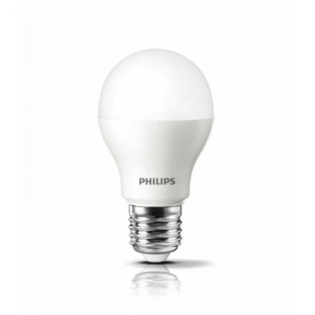 Philips LED E27 6 Watt Warmweiß