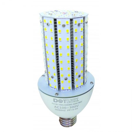 LED Lampe E27 73 mm 20 Watt neutralwei� 230 SMD LED
