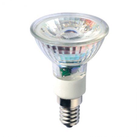 RealLED Halogen LED-Spot JDR E14 50 x 75 mm 3 Watt, 220 - 240 Volt 38° warmweiß
