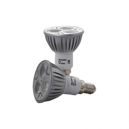 LED Spot E14 50 mm 3 Watt 30° warmweiß 2800 - 3100 K **Sonderposten**