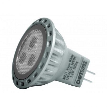 Dotlux LED Spot MR11 1,6 Watt Warmweiß 3000 Kelvin 35°