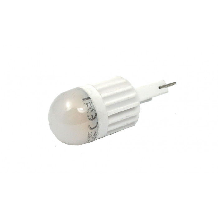 RealLED LED G9 Lampe 3,5 Watt 240 Volt AC 2700 K warmweiß 270°