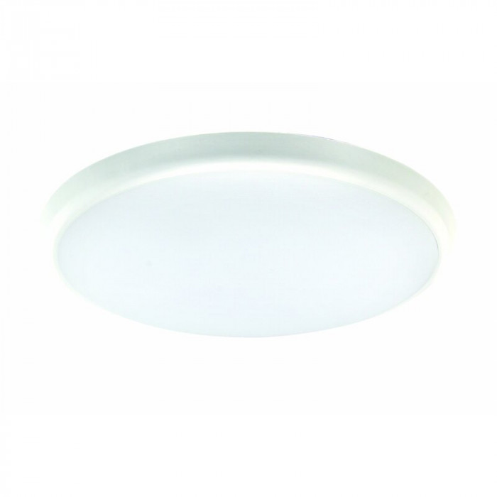 DOTLUX LED-Feuchtraumleuchte LUNO IP54 Ø350 25W 3000/4000/5700K COLORselect