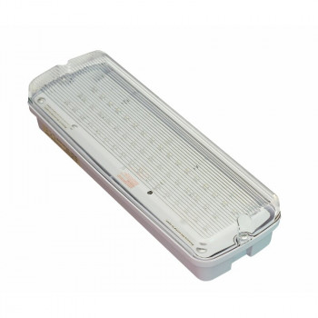 DOTLUX LED-Rettungsleuchte EXIT 7W 6000K inkl. 4...