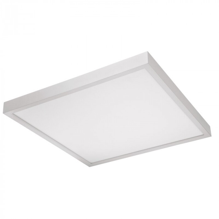 DOTLUX LED-Aufbauleuchte PANELbig 600x600mm 38W COLORSelect