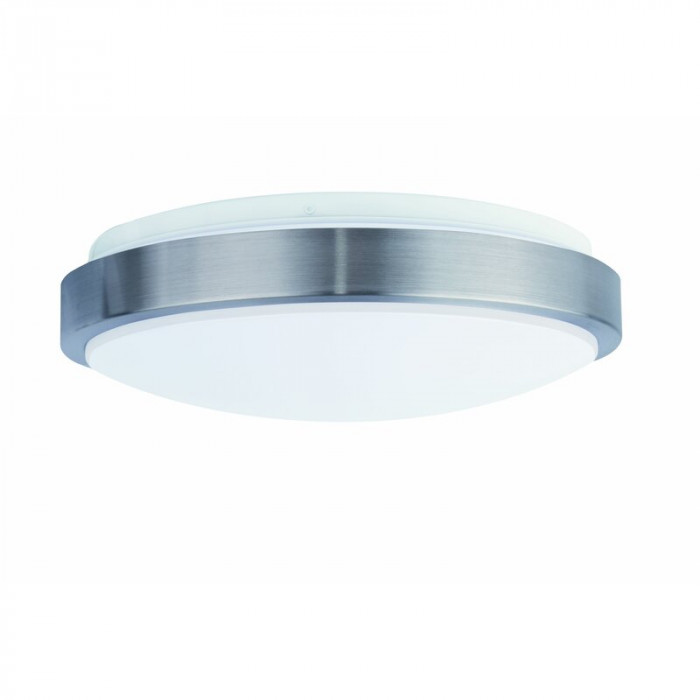 DOTLUX LED-Leuchte LUNAsilver-exit Ø490mm 36W COLORselect IP44