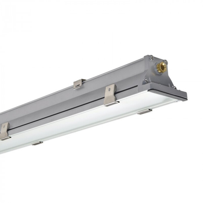 DOTLUX LED-Feuchtraumleuchte MISTRALht High-Temp IP66 1524 mm 33W 4000K